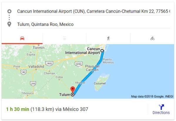 Can to Tulum